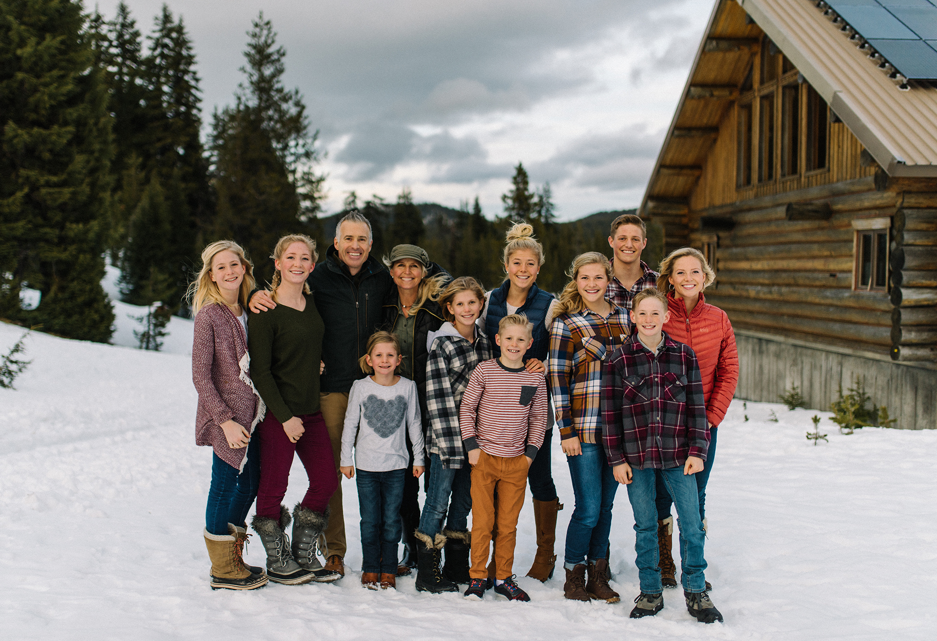 About The Big Ski Family