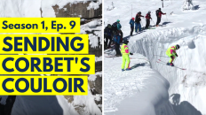 Sending it at Corbet's Couloir in Jackson Hole, Wyoming - Season 1, Ep. 9 - The Big Ski Family